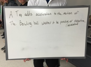 One group's statement of the pattern